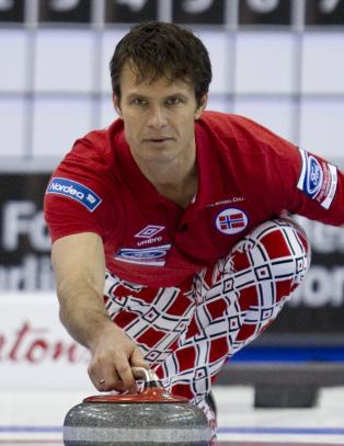 Ulsrud og curlinggutta forsvarte EM-tittelen
