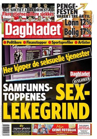Dagbladet14.12.11.