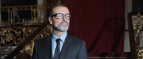 George Michael er p bedringens vei