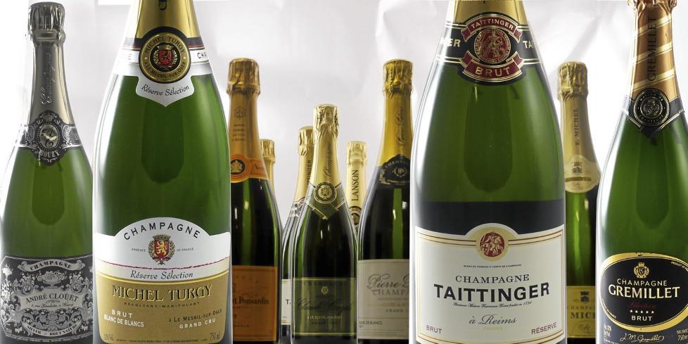 BESTSELGERE: Vi har tatt utgangspunkt i de mest solgte flaskene i denne testen. FOTO: �ivind Lie