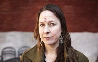 KRITISK: Leder av Den Norske Forfatterforening, Anne Oterholm.