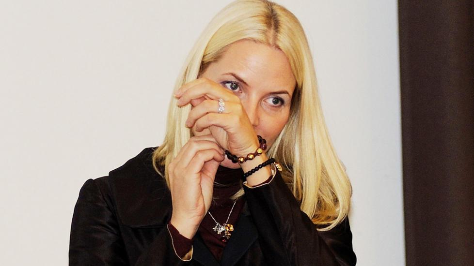 �NDELIG H�YHET: Mette-Marit har blitt �ndelig. Derfor bruker hun hundretusen p� smykker Justin Bieber og andre kjendiser har. Foto: Stella Pictures