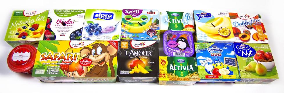 Safari yoghurt sukker