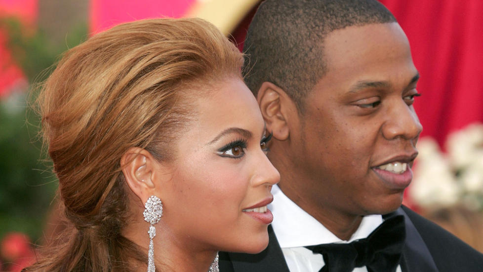 M TLE SYKEHUSKRITIKK: Beyonc og Jay-Z har ftt mye kritikk for sine sikkerhetstiltak p sykehuset da datteren kom til verden. Foto: Getty Images / All Over Press