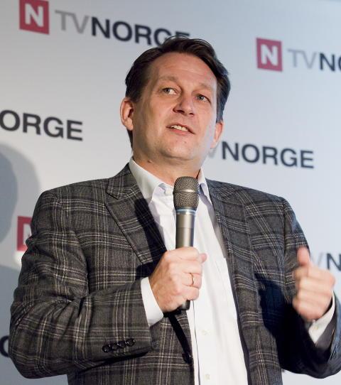 D'OH: TVNorge-sjef Harald Str�mme angrer p� at han sa nei til �Hver gang vi m�tes�. Foto: Heiko Junge / Scanpix