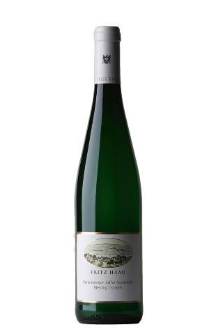 TOPPVIN FRA MOSEL: Brauneberger Juffer Sonnenuhr Riesling Grosses Gew�chs 2010 fra Fritz Haag koster 249,90. Det er billig for en vin av denne typen.