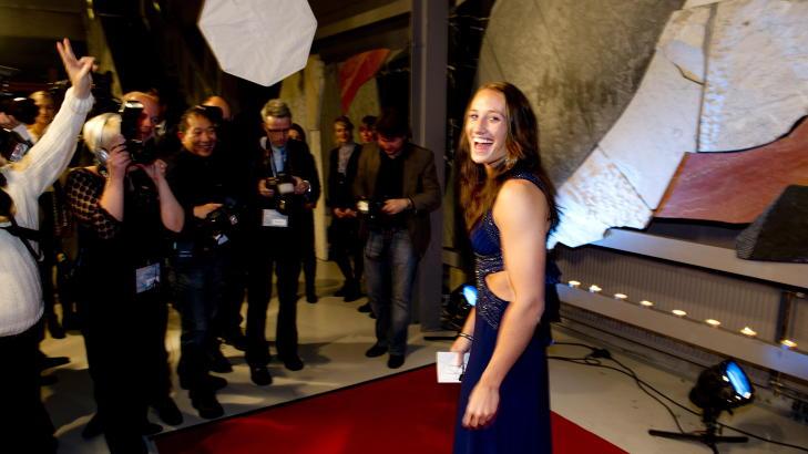 F�LGES AV METTE-MARIT: H�ndballspiller Camilla Herrem er popul�r b�de hos det norske folk og hos kronprinsessen. Foto: John T. Pedersen / Dagbladet