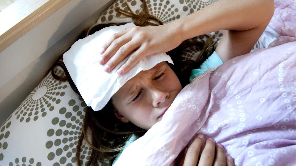 vondt i kroppen uten feber
