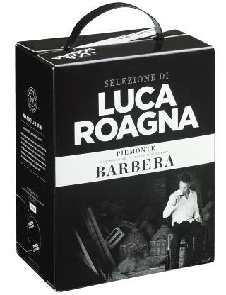 ITALIENSK PAPPVIN: Barbera d'Asti fra Luca Roagna, passer til alle anledninger.