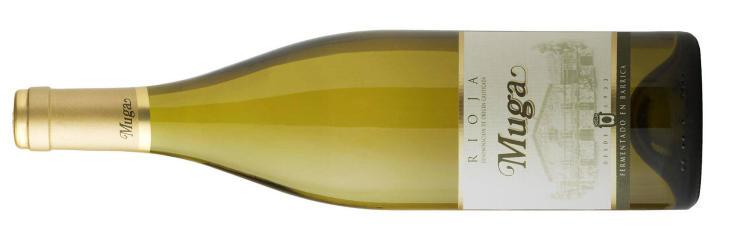 SPANSK TREER: Muga Blanco 2010 fra Rioja.