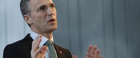 Stoltenberg beklager deportasjon av j�der