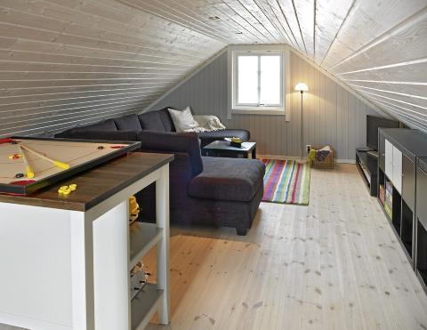 Oppbevaringshyller garasje