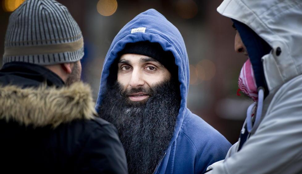 match no muslim i norge