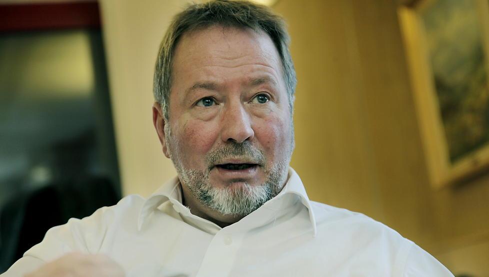KAN BLI STREIK: Fellesforbundet og leder Arve Bakke brøt meklingen tirsdag. Foto:  Jacques Hvistendahl / Dagbladet