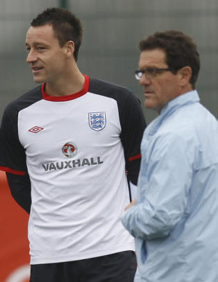 FA kan frata Terry kapteinsbindet