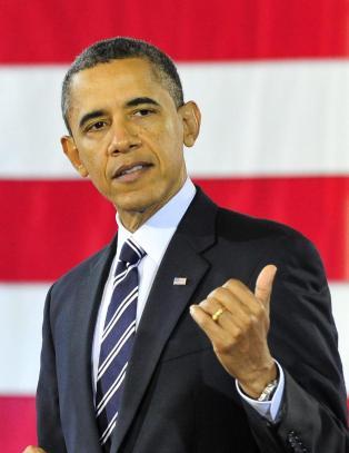 Obama: - Assad m� g� av n�