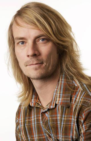 UENIG: Samlivsekspert Peder Kjøs.