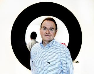 P� NORGESBES�K: I helga holder John Gray foredrag i Trondheim, Oslo og Bergen, og i kveld er han gjest hos Fredrik Skavlan. Foto: Lars Eivind Bones / Dagbladet