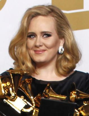 Se Adeles h�rfine forandring