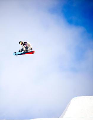 Aleksander �streng sjansel�s p� pallen i slopestyle-finalen