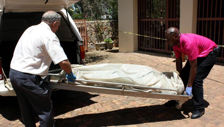 DREPT HJEMME: Johanna Moore ble, tross en godt sikret eiendom, drept hjemme onsdag kveld. Foto: AMANDA BOTHA / BEELD