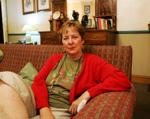 VENNINNE: Ingrid James forteller at den drepte 78-åringen ofte snakket om Norge, og at hun ønsket å flytte tilbake, etter 40 år i Afrika. Foto: TOBY SELANDER / DAGBLADET