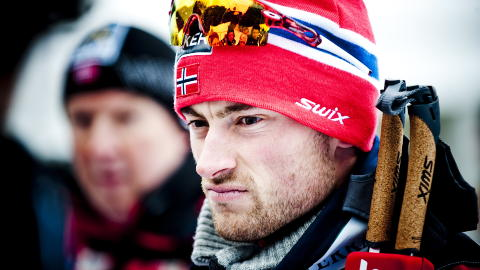 MYE SYK: Petter Northug slet med smerter under Tour de Ski i 2009, og ringte Snsamannen for hjelp. Foto: Thomas Rasmus Skaug / Dagbladet