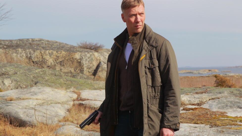 T�FFING: Karakterskuespilleren Mikael Persbrandt er et godt valg for rollen som Carl Hamilton i �Hamilton - I nasjonens tjeneste�.