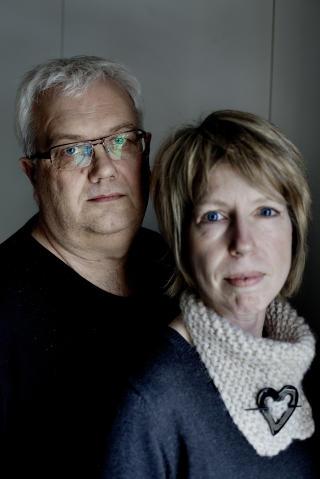Savner alt: - Vi har gitt bort litt, men vi klarer ikke kvitte oss med kl�rne hans, sier Andreas' mor Heidi (46). - Vi savner alt... Til og med rotet savner vi, fordi det var hans rot, sier far Vidar.