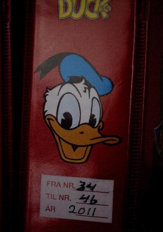 Abonnent: Donald-bladene kommer fremdeles i postkassa hver tirsdag.