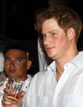 Skulle f� dronning Elizabeth, men endte opp med denne mannen
