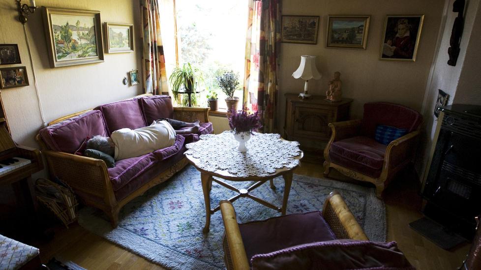 Jeg er interiørarkitekt, og jeg driter i hvordan sofaen din ser ut ...