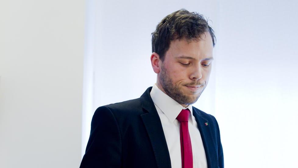 Etterforskes ikke: �kokrim avviser � behandle anmeldelsen av Audun Lysbakken (SV) og henviser til Stortinget � f�lge opp saken mot ham. Foto: Heiko Junge / Scanpix