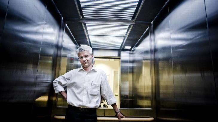 Avviser: �kokrim-sjef Trond Eirik Schea overlater til Riksretten � f�lge opp anmeldelsen av Lysbakken. Foto: Thomas Rasmus Skaug / Dagbladet