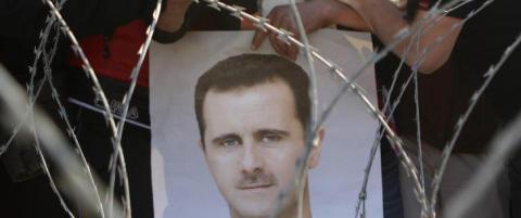 Underskriftskampanje for � stoppe volden i Syria