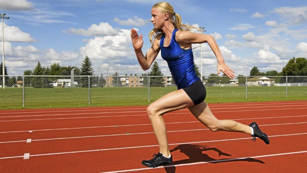 OKSYGENOPPTAK: Oksygenopptaket er viktig for at du skal klare � l�pe fort, men det er like viktig at du trener musklene dine til � t�le h�yere fart.  ILLUSTRASJONSFOTO: ScanstockPhoto