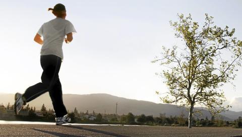 LANGKJ�RING: Langkj�ring er normalt den trenings�kten som varer lengst, og intensiteten skal v�re lav til moderat. Det skal g� lett hele veien, og du skal ikke ha antydning til stivhet. FOTO: ScanstockPhoto