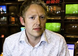 UTVIDER:  Nyhetsredakt�r i TV2, Jan Ove �rs�ther.   Foto: H�kon Eikesdal / Dagbladet