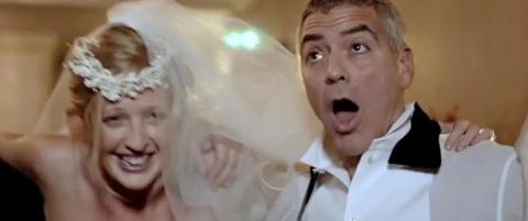 Her er det ukjente George Clooney-nachspielet