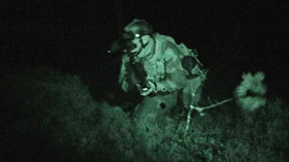 SPESIALISTER: Soldater i Forsvarets spesialkommando er kjent for � v�re blant verdens best trente i vanskelige vinter- og fjelloppdrag. Her under en �velse i 2007. Arkivfoto: Cornelius Poppe / SCANPIX