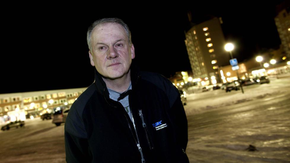TAKTISK FLYVNING: Agne Widholm i svenske Statens Haverikommision avviser taktisk flyging. Foto: Tomm W .Christiansen/Dagbladet