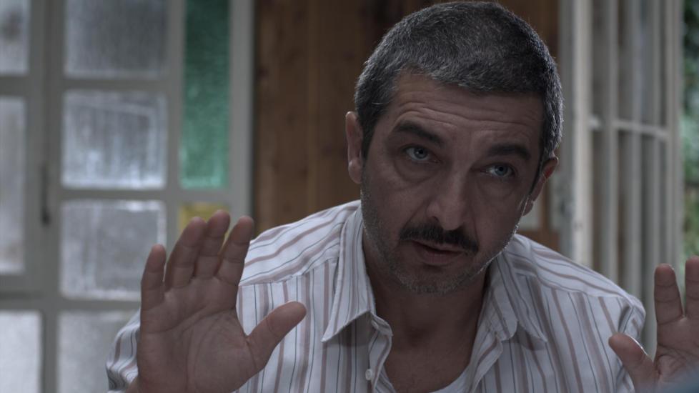 VANEMENNESKE: Ricardo Darín er god som trist jernvarehandler i «Chinese Take-Away».