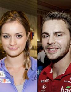 Christina Vukicevic blir samboer med kjæresten