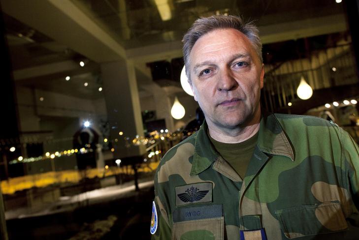 -INGEN KOMMENTAR:  Leder av den norske delen av havarikommisjonen, Per-Egil Rygg, vil ikke kommentere samtalen. Foto: Tomm W. Christiansen / Dagbladet