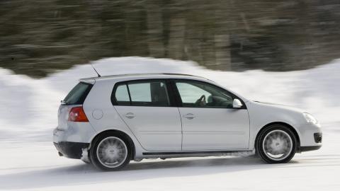 KOMPAKTBILEN VW GOLF V: En av de vanligste og beste bruktbilene i denne prisklassen. 71,4 % er uten feil.