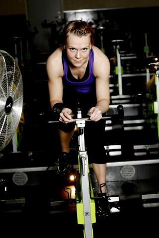 Slanking ikke nok: kondisjonstrening brenner kalorier, og styrketrening strammer opp og gir bedre helse, sier ekspertene.  Foto Kristin Svorte/ Dagbladet
