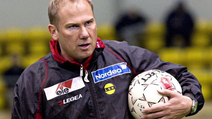 ROSER VAAGAN MOEN: LSK-trener Magnus Haglund mener Vaagan Moen b�r tilbake p� landslaget. Foto: Torbj�rn Berg / Dagbladet
