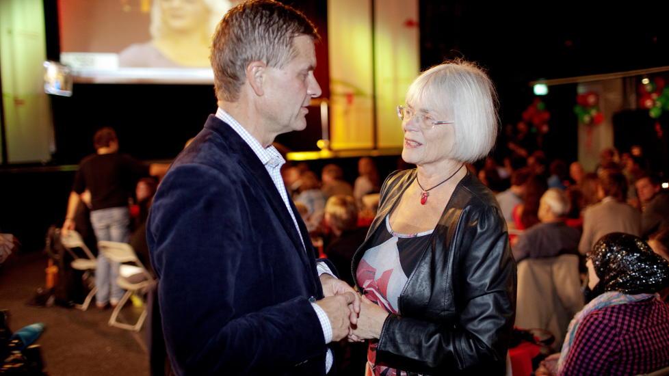 UT AV REGJERINGEN:  B�de Erik Solheim og Tora Aasland mister jobben som ministre, erfarer NRK. Foto: Stian Lysberg Solum / SCANPIX
