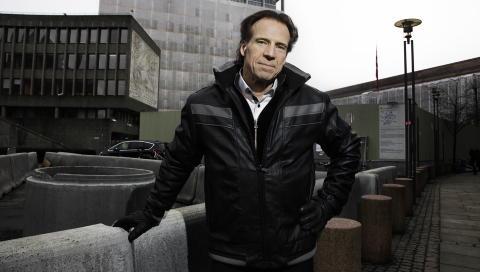 LETTET: Jan B�hler (Ap) er lettet over ny rapport. Foto: Steinar Buholm / Dagbladet.