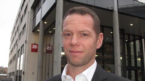 - TRUSLER:  - Mulla Krekar er p�grepet fordi det er fare for nye draps- og terrortrsuler, sier kommunikasjonsdirekt�r Trond Hugubakken i PST. Foto: Gunnar Hultgreen / Dagbladet